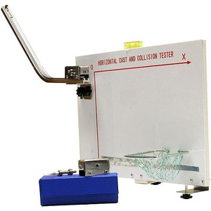 Photo of the: Horizontal Cast and Collision Tester