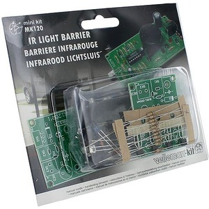 Photo of the: IR Light Barrier Solder Kit
