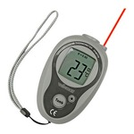 Photo of the: IR Non-Contact Pocket Thermometer - dual C and F