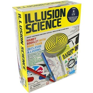 Photo of the: Illusion Science 4M Kit