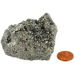 Photo of the: Iron Pyrite - Large Chunk (2-3 inch)