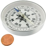 Photo of the: Jumbo Compass - 3 inch diameter