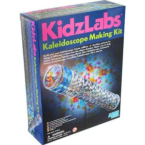 Photo of the: Kaleidoscope Making 4M Kit