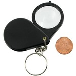 Photo of the: Keychain Magnifier