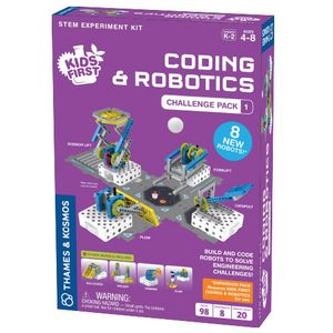 Photo of the: Kids First Coding & Robotics Challenge Pack