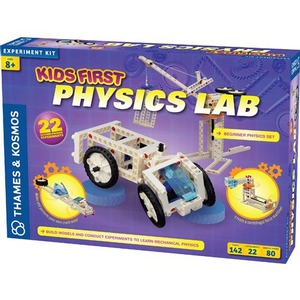 Photo of the: Kids First Physics Lab Kit