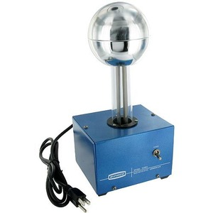 Photo of the: Kilovoltron Van de Graaff Generator