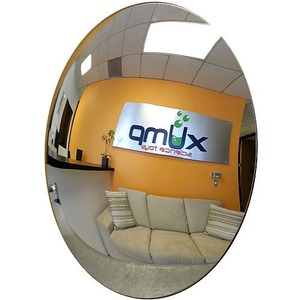 Photo of the: Large Spherical Convex Mirror