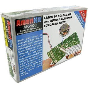 Photo of the: Learn To Solder Siren Kit