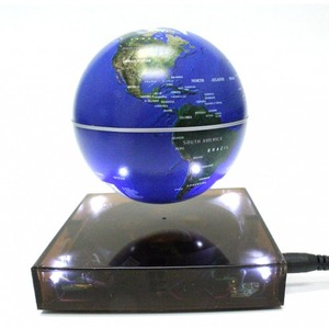 Photo of the: Magnetic Levitating Globe