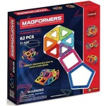 Photo of the: Magformers Extreme FX - 62pc Set