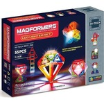 Photo of the: Magformers Light Show Set - 55pc