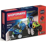 Photo of the: Magformers RC Cruisers Set - 52pc