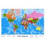 Photo of the: Map of the World Poster