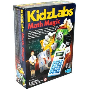 Photo of the: Math Magic 4M Kit