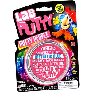 Photo of the: Metallic Lab Putty