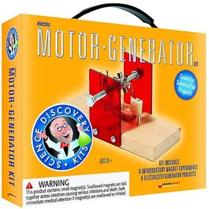 Photo of the: Motor Generator Set