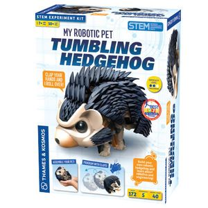 Photo of the: My Robotic Pet - Tumbling Hedgehog