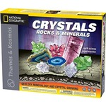 NG Crystals, Rocks and Minerals Kit.