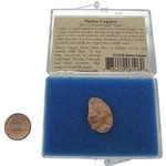 Photo of the: Native Copper Nugget