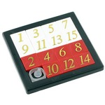 Photo of the: Number Slide Puzzle