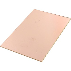 Photo of the: PCB Copper Board - 7x10cm