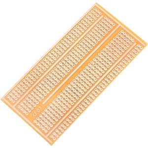Photo of the: PCB Copper Prototype Board - 5x10cm