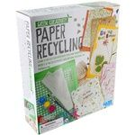 Photo of the: Paper Recycling 4M Kit