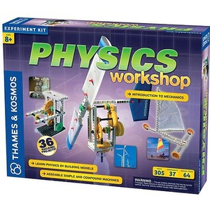 Photo of the: Physics Workshop Kit