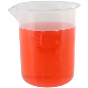 Photo of the: Plastic Beaker - 250ml