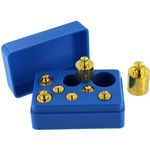 Photo of the: Precision Weight Masses Set - 8 Pieces