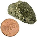 Photo of the: Pyrite - Fools Gold - Bulk Mineral