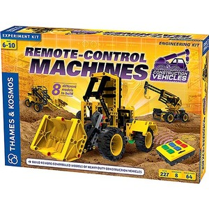 Photo of the: RC Machines: Construction Vehicles