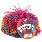 Photo of the: Rainbow Pom Ball