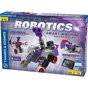 Photo of the: Robotics: Smart Machines - Rovers & Vehicles