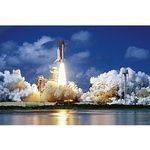 Photo of the: Space Shuttle Blastoff Poster