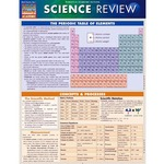 Photo of the: Science Review Study Chart
