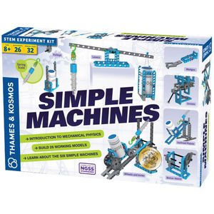Photo of the: Simple Machines Physics Kit