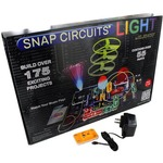Photo of the: Snap Circuits Light with AC Adapter Kit