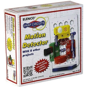 Photo of the: Snap Circuits Motion Detector
