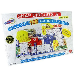 Photo of the: Snap Circuits Jr.