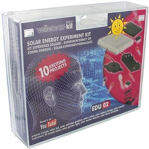 Photo of the: Solar Energy Electronics Experiment Kit