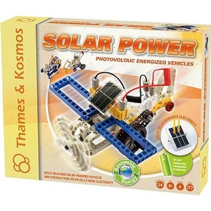 Photo of the: Solar Power Science Kit