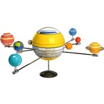Photo of the: Solar Powered Solar System Kit
