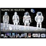 Photo of the: Space Suits Poster