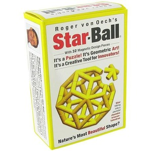 Photo of the: Star-Ball Magnetic Puzzle
