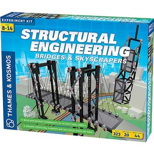 Photo of the: Structural Engineering: Bridges & Skyscrapers