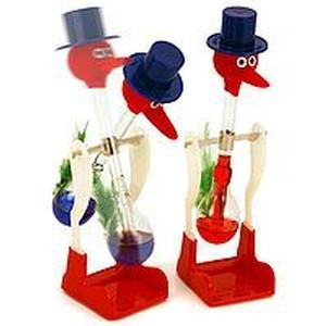 Photo of the: Thermodynamic Drinking Bird