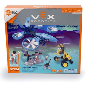 Photo of the: VEX Explorers Discovery Command