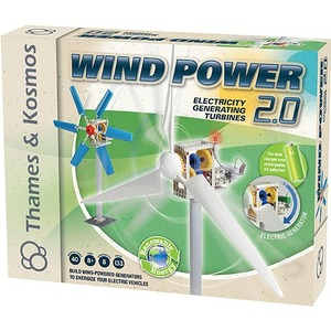 Photo of the: Wind Power Kit v2.0